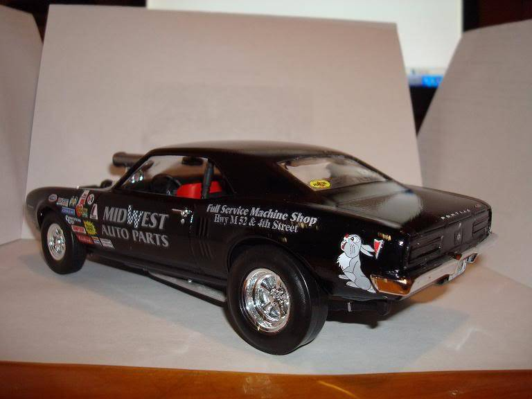 Firebird 400 1968, Drag Car DSC01901