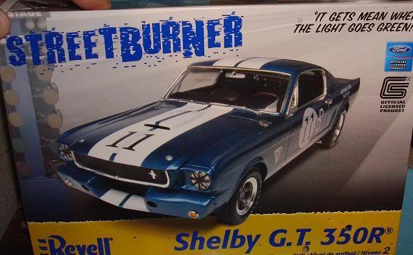 plusieurs kits neuf a vendre(skyline,RX-7,Boss302,shelby...) ShelbyGT350R