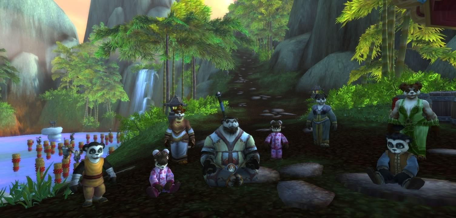 Mists of Pandaria Screenshots WoWScrnShot_092512_231430