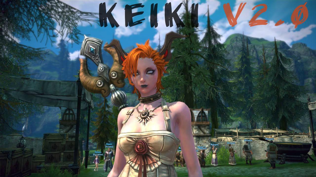 Tera character show us here! Keiki20