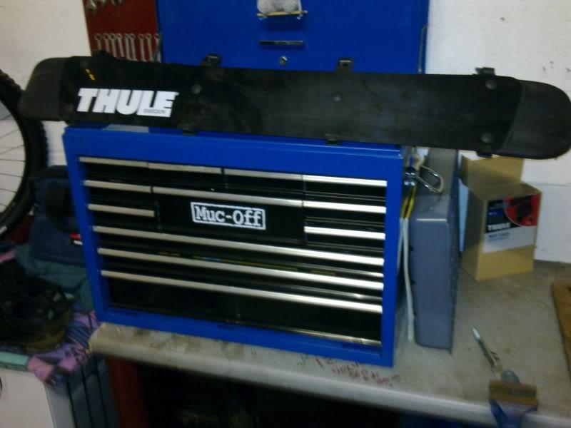 Thule Fairing 112cm RARE Fairing