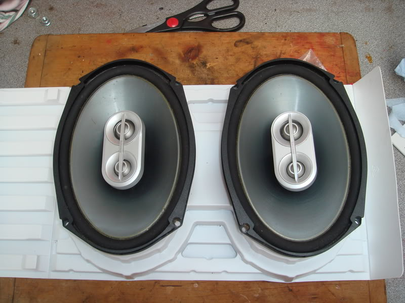 infinty 6x9 speakers Various121