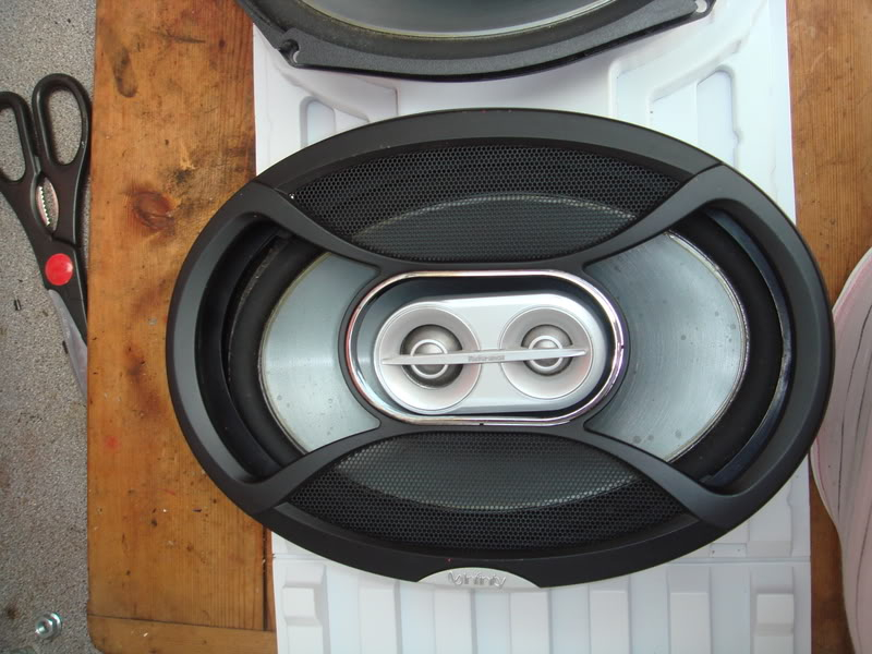 infinty 6x9 speakers Various122