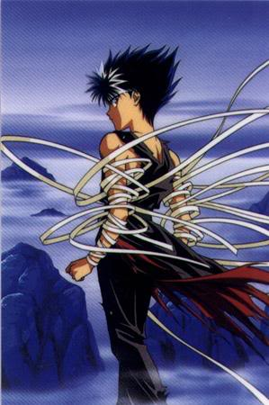 brother i am bored of peace Hiei