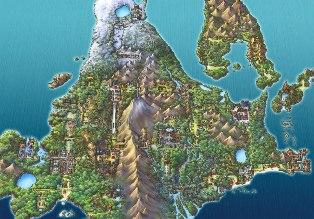 Sinnoh Region