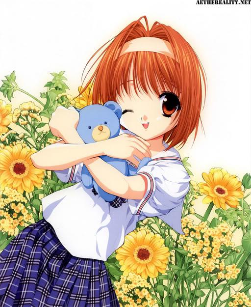 التعريف بمنهج رياض الاطفال AnimeGirlTeddy