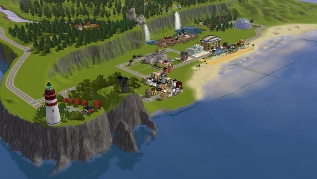 Serenity Point - 10x10 Gifting Forum World Screenshot-216