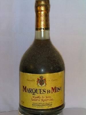 Marcas de bebidas alcoholicas 52marqesmisa