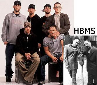 LinkinPark ft. HBMS - Rock And Roll Efeb