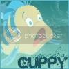 La Petite Sirène Flounderguppy