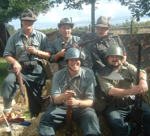 Reconstitution Italienne Comando1