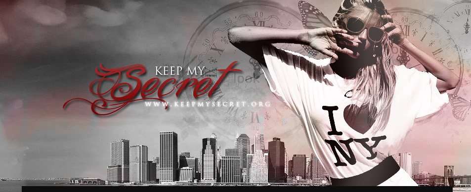 Keep My Secret {#} ;;