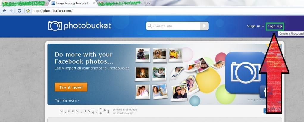 Upload Gambar Ke Photobucket Photobucket1
