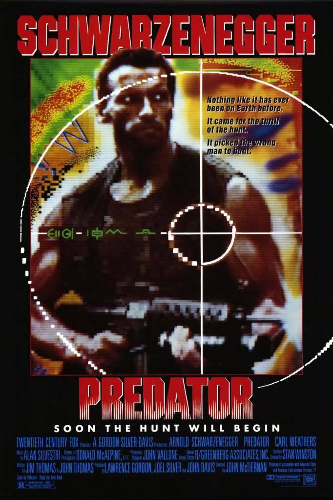 The Alien & Predator Movie Fanchises Predator_xlg