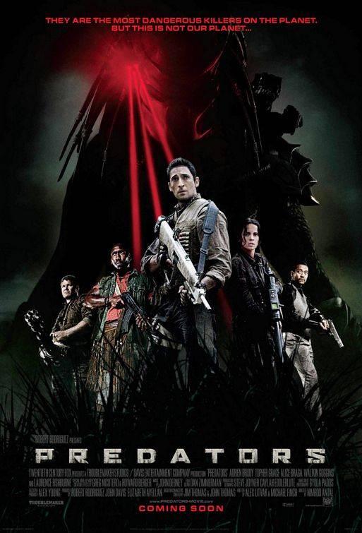 The Alien & Predator Movie Fanchises Predators_ver3
