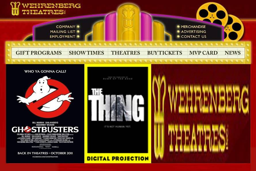 Ghostbusters: The Official Thread! GhostbustersandTheThing1
