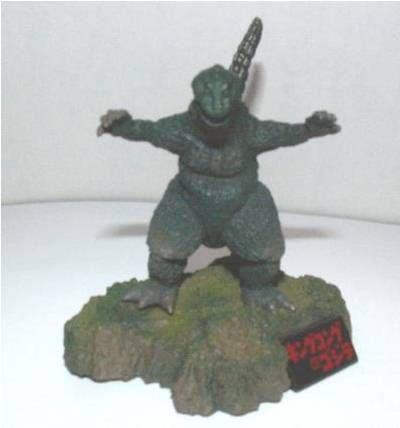 Godzilla COMPLETE WORKS Sets! Review_godzilla2_3