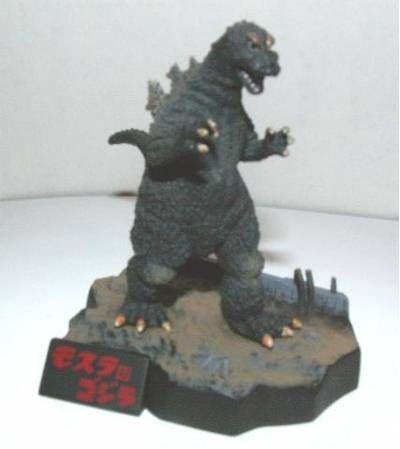 Godzilla COMPLETE WORKS Sets! Review_godzilla2_4