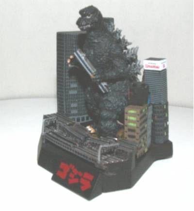 Godzilla COMPLETE WORKS Sets! Review_godzilla2_6