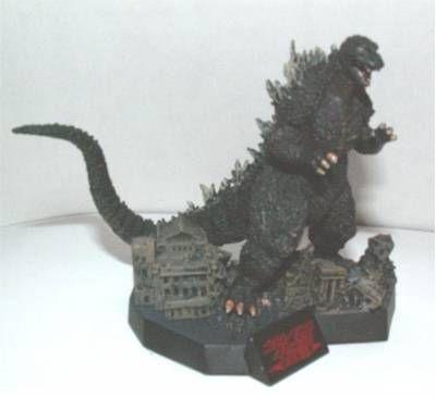 Godzilla COMPLETE WORKS Sets! Review_godzilla2_9