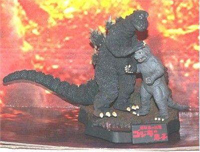 Godzilla COMPLETE WORKS Sets! Review_godzilla3_1