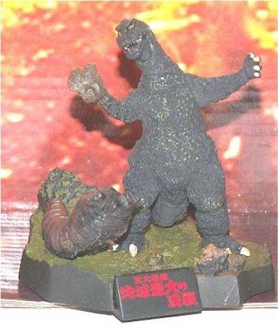 Godzilla COMPLETE WORKS Sets! Review_godzilla3_3