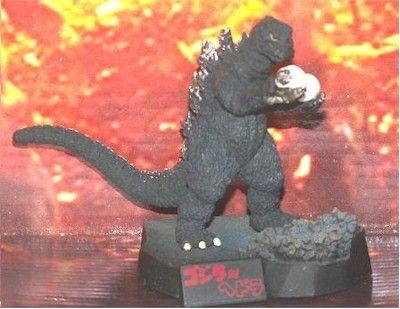 Godzilla COMPLETE WORKS Sets! Review_godzilla3_5