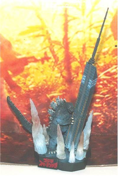 Godzilla COMPLETE WORKS Sets! Review_godzilla3_6