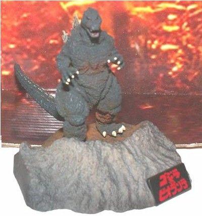 Godzilla COMPLETE WORKS Sets! Review_godzilla3_7