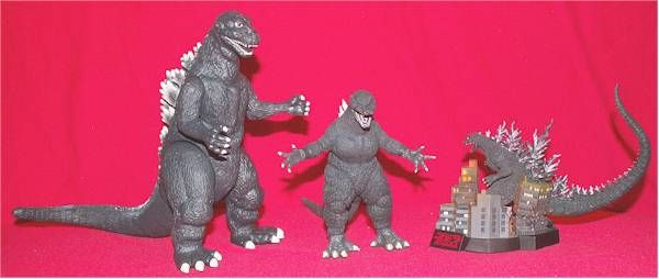 Godzilla COMPLETE WORKS Sets! Review_gods3_10