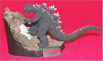 Godzilla COMPLETE WORKS Sets! Review_gods3_5