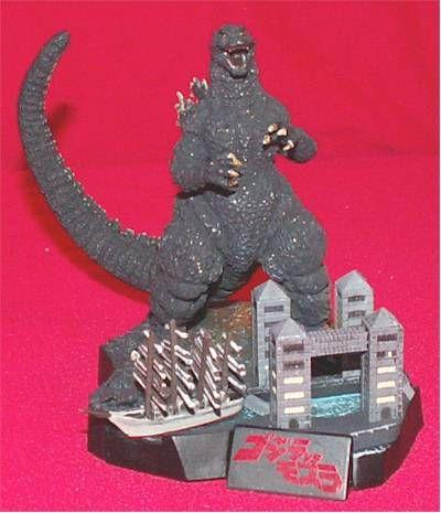 Godzilla COMPLETE WORKS Sets! Review_gods3_8