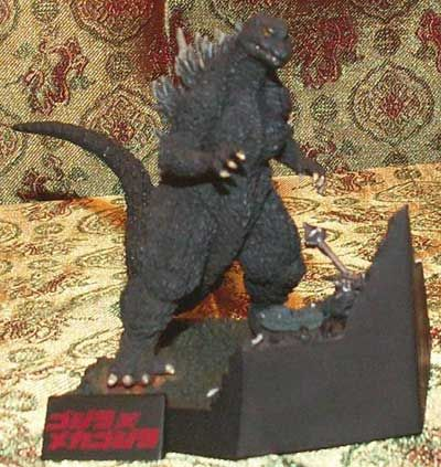 Godzilla COMPLETE WORKS Sets! Review_finalgod_1