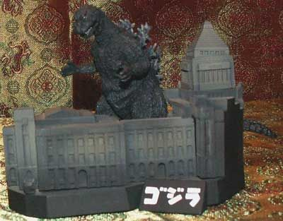 Godzilla COMPLETE WORKS Sets! Review_finalgod_3
