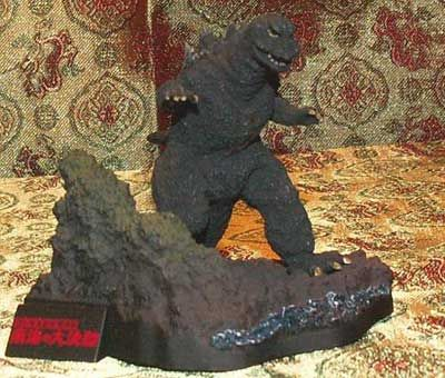Godzilla COMPLETE WORKS Sets! Review_finalgod_4
