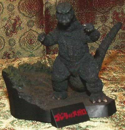 Godzilla COMPLETE WORKS Sets! Review_finalgod_6