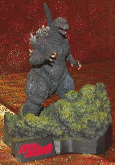 Godzilla COMPLETE WORKS Sets! Review_finalgod_8