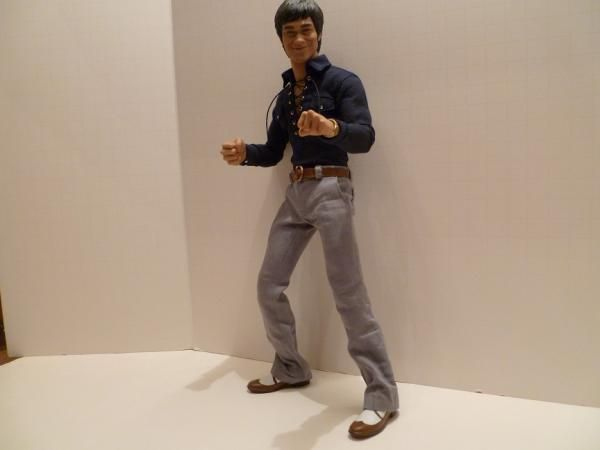 Bruce Lee & R. Lee Ermey: A Special Moment! 12-1