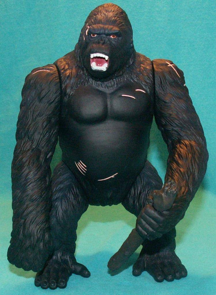King Kong figures by Konami & X-Plus! 05Kong