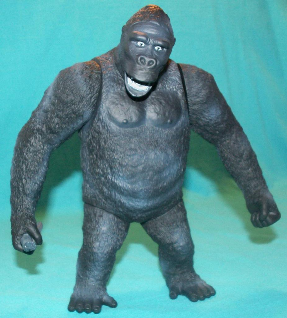 King Kong figures by Konami & X-Plus! Kong33