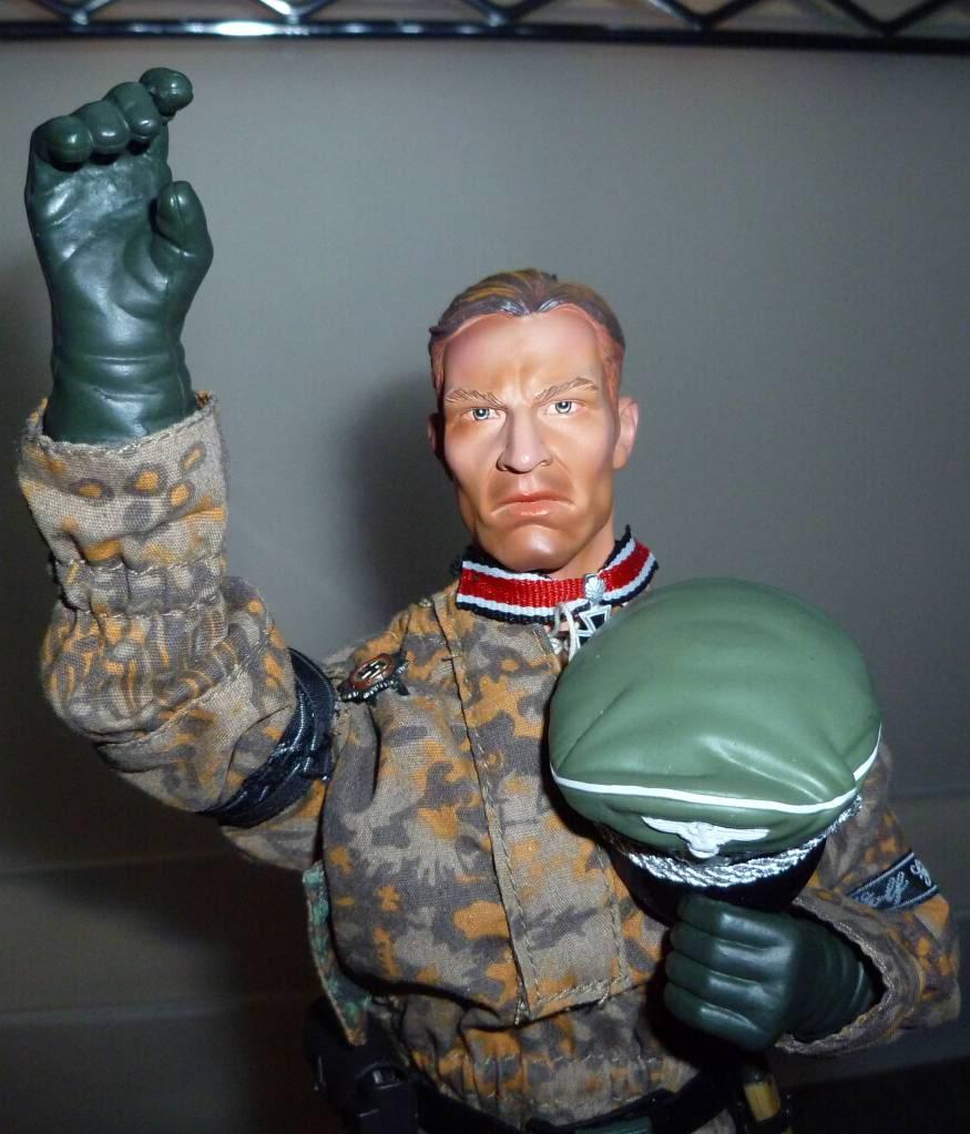 Vilhem von Stromstein: Nazi German General! P1040229