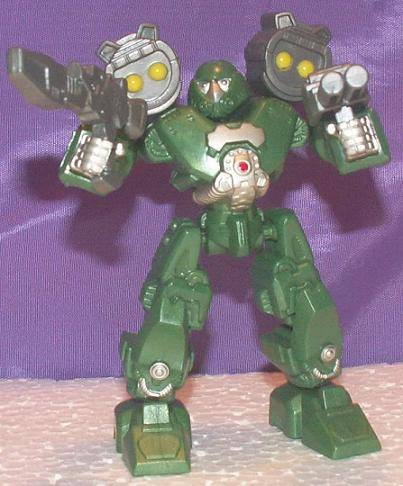 My Archive (Various Collections - Big Update 10/9/14) GreenMegaBot