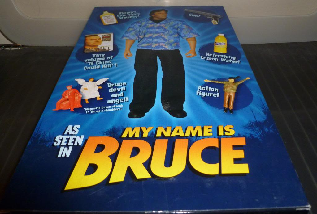 My Name Is Bruce! P1080972