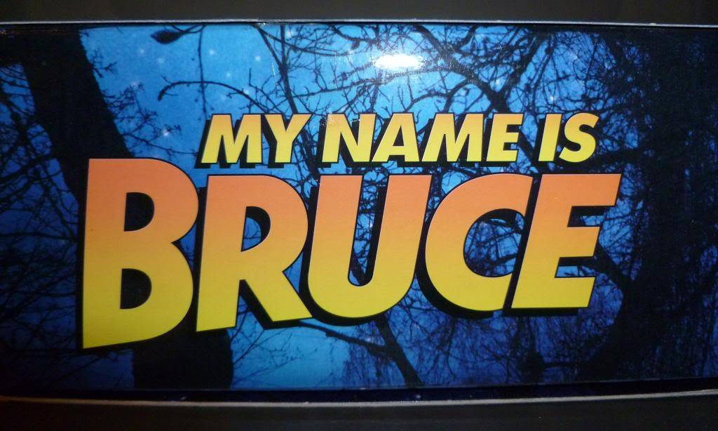 My Name Is Bruce! P1080973