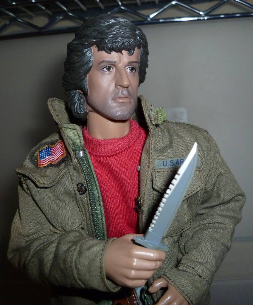 Blast from the Past: John Rambo from First Blood! P1080165