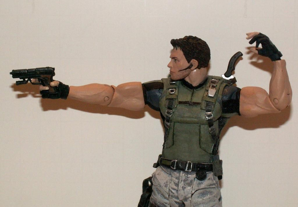 Resident Evil 4 & 5 Figures by Agatsuma & NECA!!!!!!! ChrisRedfield2