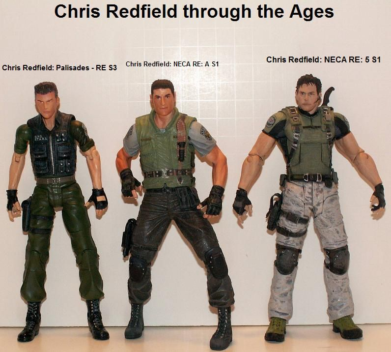 Resident Evil 4 & 5 Figures by Agatsuma & NECA!!!!!!! ChristhroughtheAges