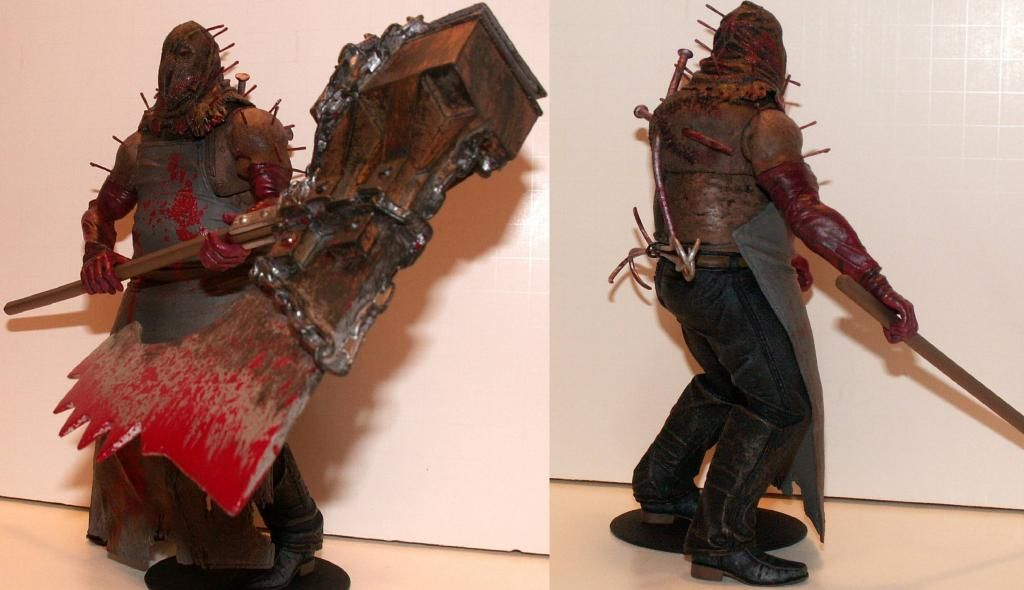 Resident Evil 4 & 5 Figures by Agatsuma & NECA!!!!!!! MajiniExecutioner2
