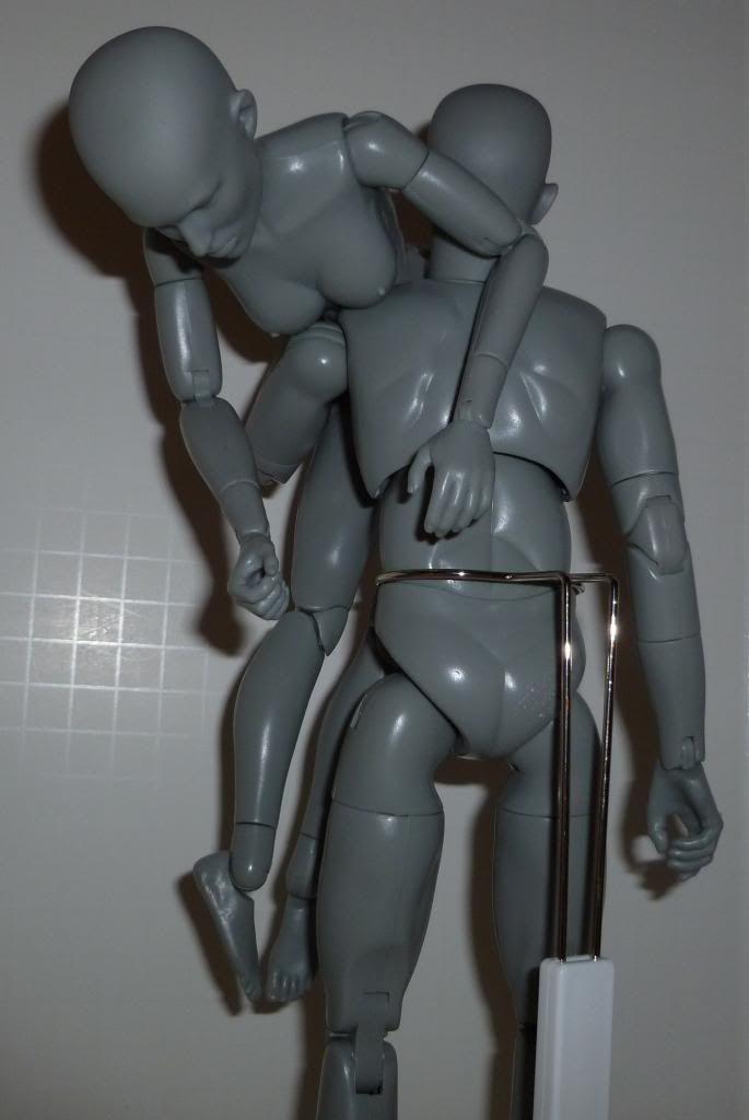 Sideshow Art S. Buck Figures! TONS of Pics! P1090260