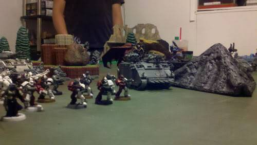 June 25th, 3vs3 game. 1500 pts for each Army!!! Closeup01